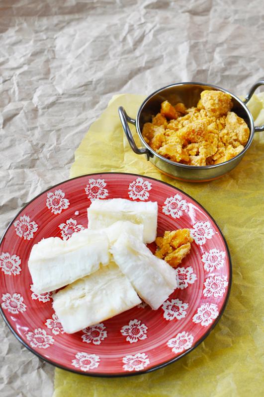 cassava-jaggery