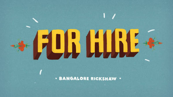 India-rickshaw