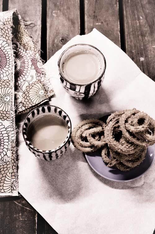 thetiffintimes tea & murukku